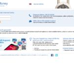 Jak vám umožní GEmoney internet banka přihlásit se k účtu?