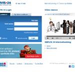 Jak realizovat přes Servis24 přihlášení na účet?